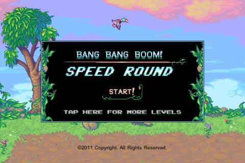 Screenshot Bang Bang BOOM! ~ Speed Round