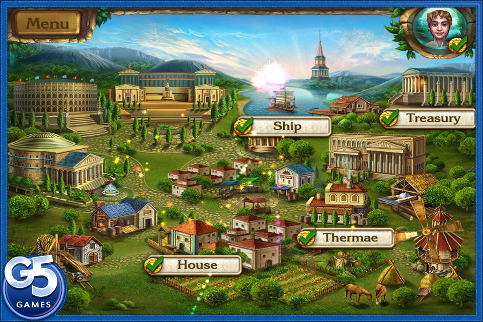 Screenshot Romance of Rome